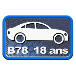 PERMIS B78